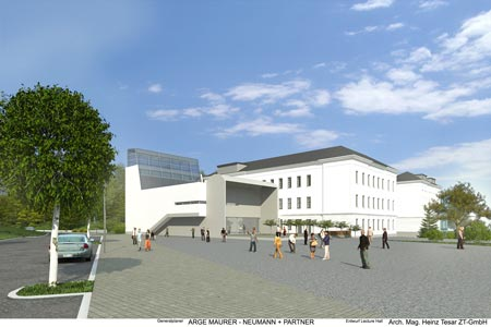IST Lecture Hall Preview 2008