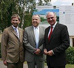 IST Austria 2008 Bautafel