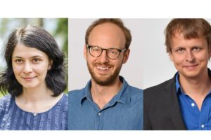 Two ERC Starting Grants and one ERC Consolidator Grant for IST Austria