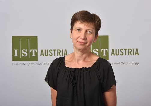 Eva Benkova IST Austria