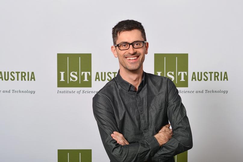 Bernd Bickel IST Austria Professor