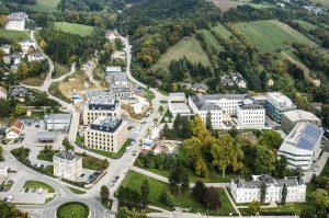 IST Austria Campus 2017