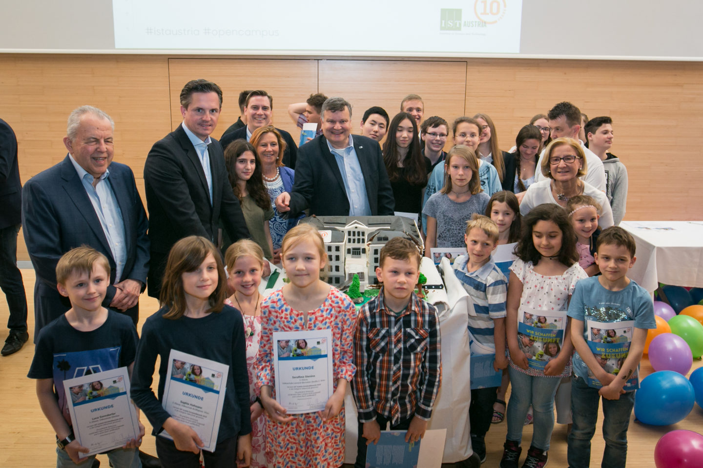 Open Campus celebrations IST Austria