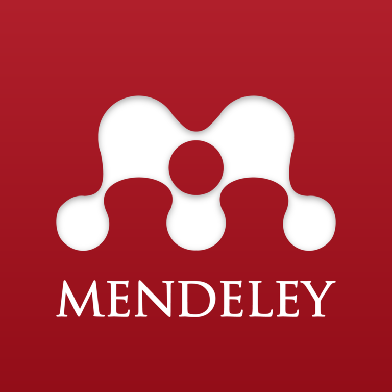 This image has an empty alt attribute; its file name is Mendeley_Logo.png