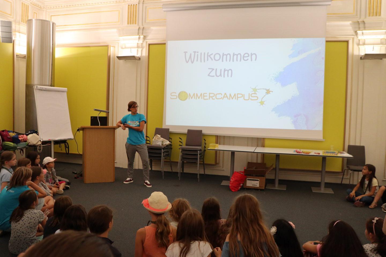 Sommercamp IST Austria