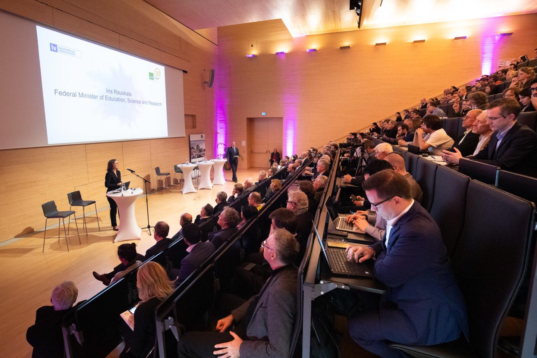 Science Industry Talk 2019 IST Austria