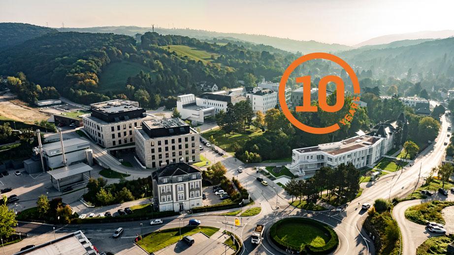 10 Years IST Austria