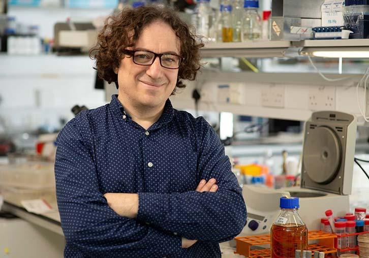Mario De Bono IST Austria professor