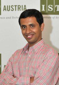 ERC 'Consolidator Grant' awarded to IST Austria Professor Krishnendu Chatterjee