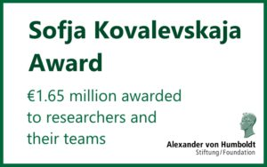 Successful IST Austria Alumni: Congratulations Anna Levina on the 2017 Sofja Kovalevskaja Award