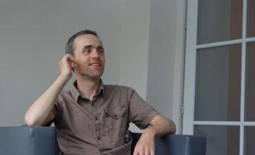 IST Austria alumnus Stefan Jeschke and IST Austria professor present new water simultation method at SIGGRAPH 2018