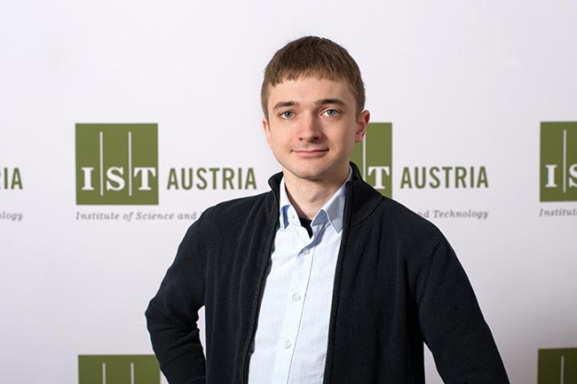 IST Professor Julian Fischer © Paul Pölleritzer / IST Austria