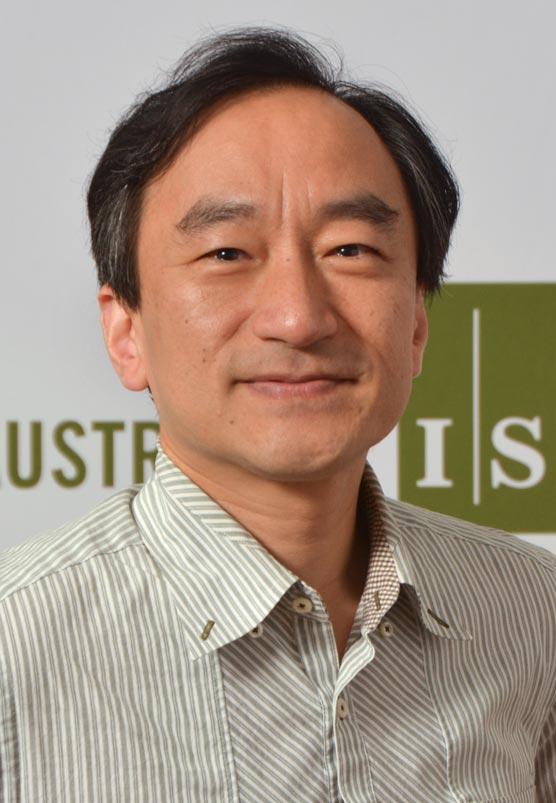 Professor Ryuichi Shigemoto. © IST Austria