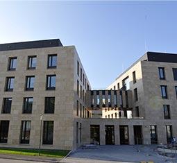 Lab Building West © IST Austria