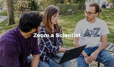 Zoom A Scientist WoMen In Science