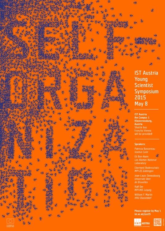 Young Scientist Symposium IST Austria 2015