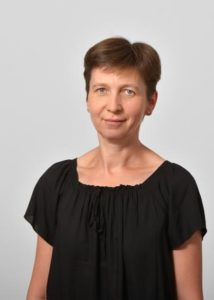 Eva Benková IST Austria 2014