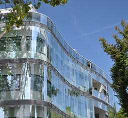 Bertalanffy Foundation Building IST Austria