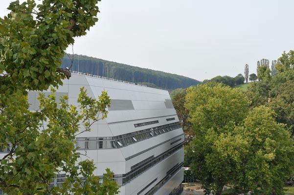 IST Austria Lab Building 2014