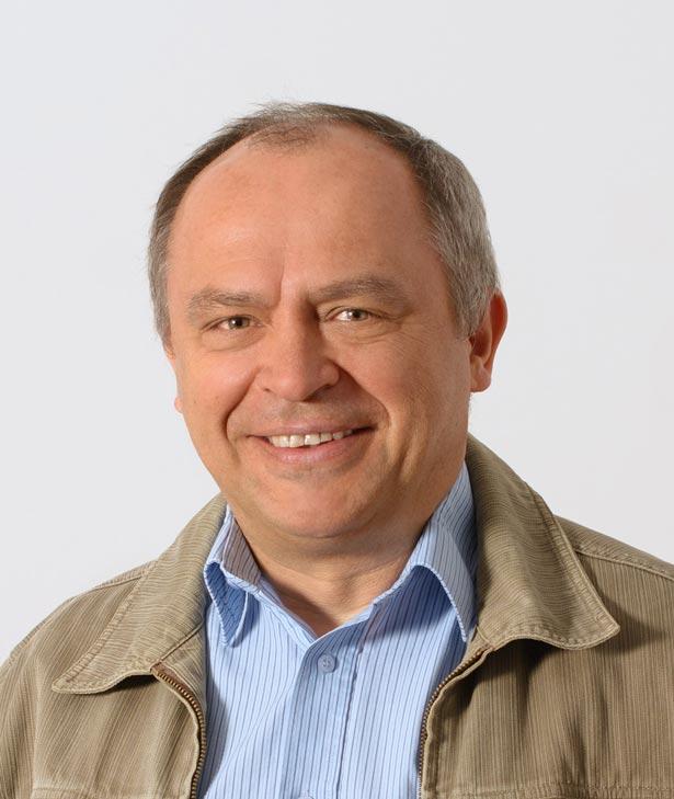 Leonid Sazanov IST Austria Professor