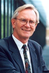 Prof. Hubert Markl passed away on January 2015 © MPG / Filser