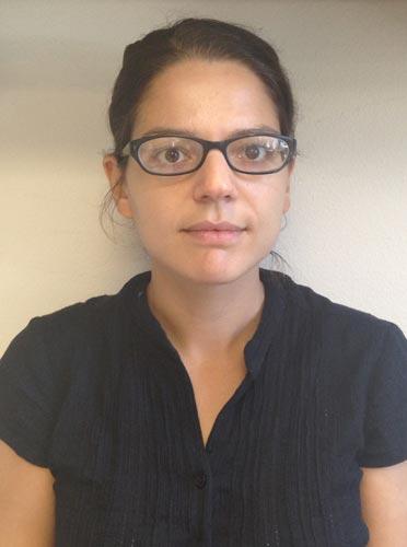 Beatriz Vicoso IST Austria 2014