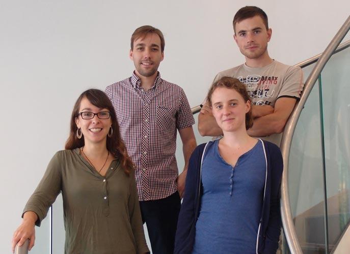 IST Austria Postdocs 2013