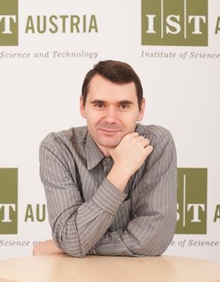 Vladimir Kolmogorov IST Austria Professor