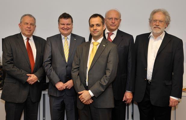 2012 Board of Trustees IST Austria