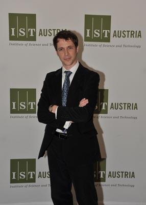 Carl Philipp Heisenberg IST Austria 2009