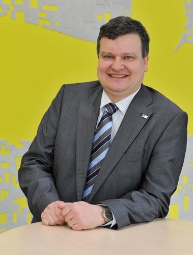 Thomas A. Henzinger IST Austria President