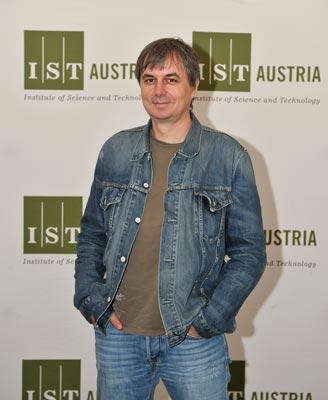 Herbert Edelsbrunner IST Austria 2009