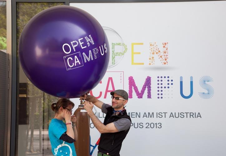Open Campus IST Austria 2013