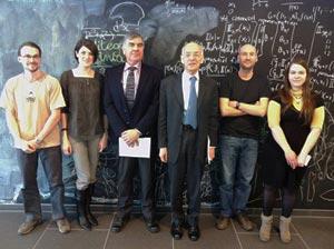 French ambassador tours IST Austria