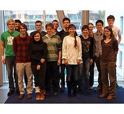 New PhD students start at IST Austria 2011