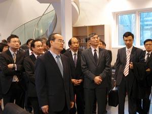 Deputy Prime Minister of Vietnam visits IST Austria
