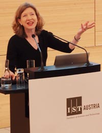 """IST Lecture: Hannah Monyer """"Studying Interneurons at the Cellular and Network Level"""""""