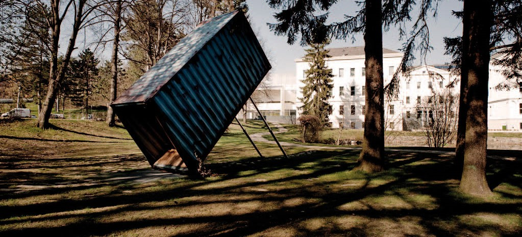 Memorial Gugging IST Austria - side