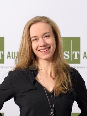 Laura Schmid © Paul Pölleritzer / IST Austria