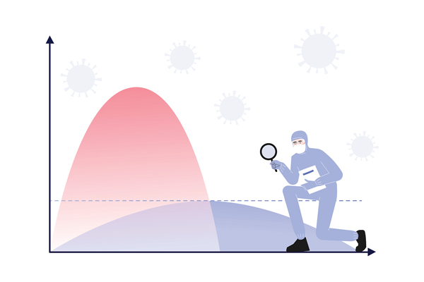 Counterintuitive Dynamics Threaten The End Of The Pandemic