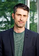 Bernd Bickel Vice President Peter Rigaud